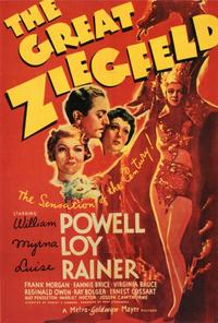 The Great Ziegfeld - 27 x 40 Movie Poster - Style A