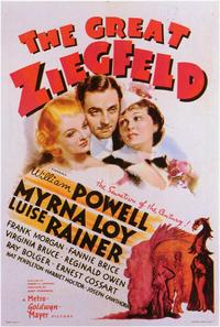 The Great Ziegfeld - 27 x 40 Movie Poster - Style B