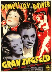 The Great Ziegfeld - 11 x 17 Movie Poster - Spanish Style A