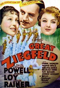 The Great Ziegfeld - 11 x 17 Movie Poster - Style D