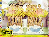 The Great Ziegfeld - 11 x 14 Movie Poster - Style C