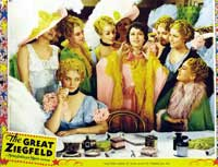 The Great Ziegfeld - 11 x 14 Movie Poster - Style D