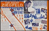 The Great Ziegfeld - 27 x 40 Movie Poster - Style F