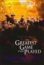 The Greatest Game Ever Played - 27 x 40 Movie Poster - Style A