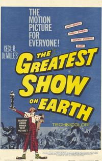The Greatest Show on Earth - 11 x 17 Movie Poster - Style A