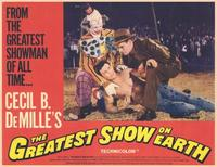 The Greatest Show on Earth - 11 x 14 Movie Poster - Style A