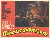 The Greatest Show on Earth - 11 x 14 Movie Poster - Style D