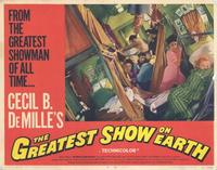 The Greatest Show on Earth - 11 x 14 Movie Poster - Style E