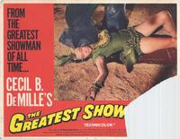 The Greatest Show on Earth - 11 x 14 Movie Poster - Style C