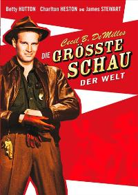 The Greatest Show on Earth - 27 x 40 Movie Poster - German Style A