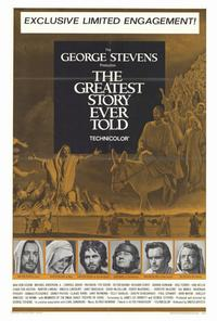 The Greatest Story Ever Told - 27 x 40 Movie Poster - Style B