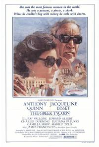 The Greek Tycoon - 11 x 17 Movie Poster - Style A