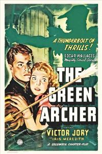 The Green Archer - 27 x 40 Movie Poster - Style A