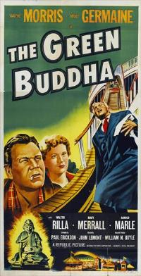 The Green Buddha - 11 x 17 Movie Poster - Style A