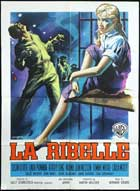 The Green-Eyed Blonde - 11 x 17 Movie Poster - Italian Style A