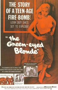 The Green-Eyed Blonde - 27 x 40 Movie Poster - Style A