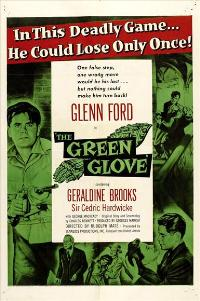 The Green Glove - 27 x 40 Movie Poster - Style A