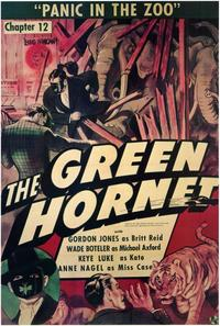 The Green Hornet - 11 x 17 Movie Poster - Style A