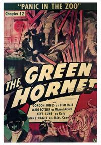 The Green Hornet - 43 x 62 Movie Poster - Bus Shelter Style A