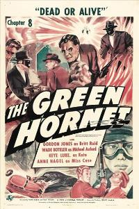The Green Hornet - 43 x 62 Movie Poster - Bus Shelter Style B