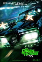 The Green Hornet - 27 x 40 Movie Poster - Style B