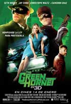 The Green Hornet - 11 x 17 Movie Poster - Spanish Style C