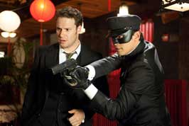 The Green Hornet - 8 x 10 Color Photo #6