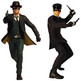 The Green Hornet - Movie Action Figure Set