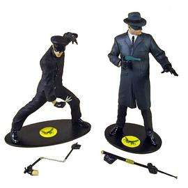 The Green Hornet - TV Series Action Figure Box 2-Pack