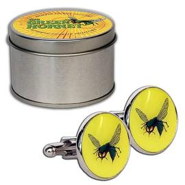 The Green Hornet - Cufflink Set with Tin