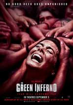 """The Green Inferno"" Movie Poster"