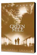 The Green Mile - 11 x 17 Movie Poster - Style B - Museum Wrapped Canvas