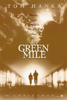 The Green Mile - 11 x 17 Movie Poster - Style B