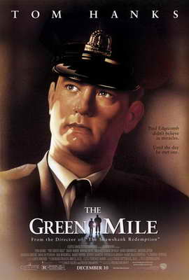 The Green Mile - 27 x 40 Movie Poster - Style A