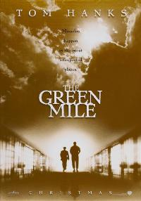 The Green Mile - 43 x 62 Movie Poster - Bus Shelter Style A