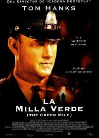 The Green Mile - 27 x 40 Movie Poster - Spanish Style A