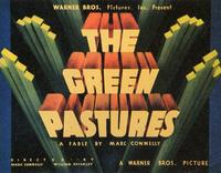 The Green Pastures - 11 x 14 Movie Poster - Style A
