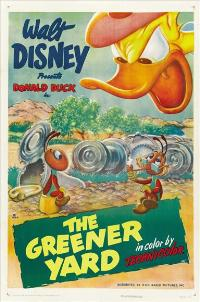 The Greener Yard - 11 x 17 Movie Poster - Style A