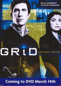 The Grid - 43 x 62 Movie Poster - Bus Shelter Style A