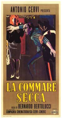 The Grim Reaper - 27 x 40 Movie Poster - Italian Style A