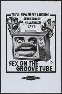 The Groove Tube - 11 x 17 Movie Poster - Style C