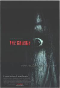 The Grudge - 43 x 62 Movie Poster - Bus Shelter Style A