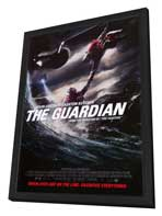 The Guardian - 27 x 40 Movie Poster - Style A - in Deluxe Wood Frame