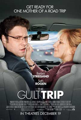 The Guilt Trip - 11 x 17 Movie Poster - Style A