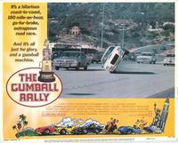 Gumball Rally - 11 x 14 Movie Poster - Style G