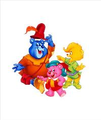 The Gummi Bears - 27 x 40 Movie Poster - Style A