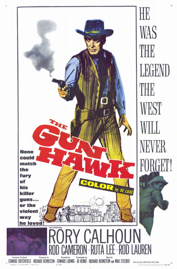 The Gun Hawk movie