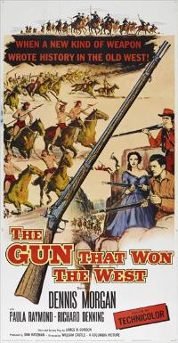 The Gun That Won the West - 27 x 40 Movie Poster - Style A