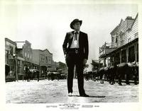 The Gunfight at Dodge City - 8 x 10 B&W Photo #1