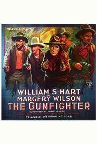 The Gunfighter - 27 x 40 Movie Poster - Style A